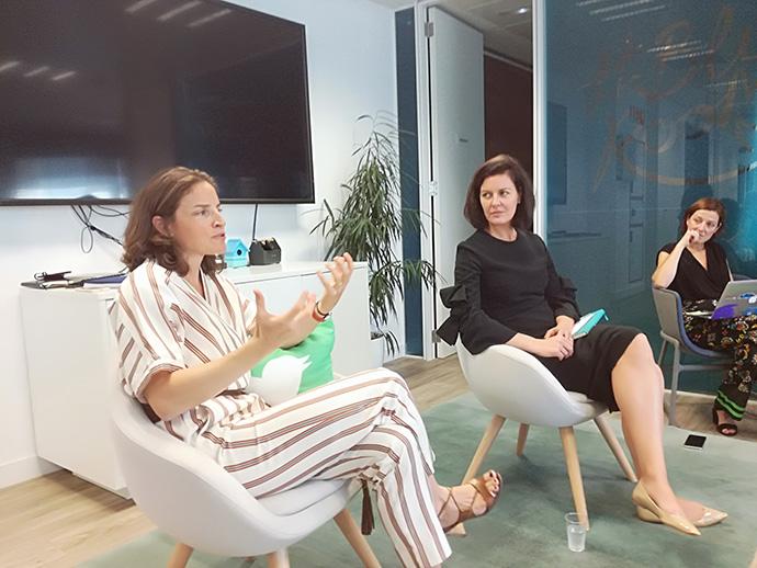 Nathalie Picquot, directora general de Twitter España