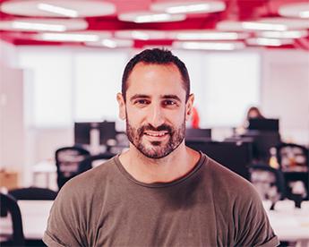 Alejandro Arribas, el nuevo fichaje, se incorpora como UX/UI team lead.