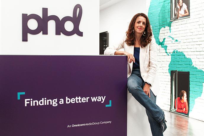 Sandra Sotelo, nueva directora general de PHD España.