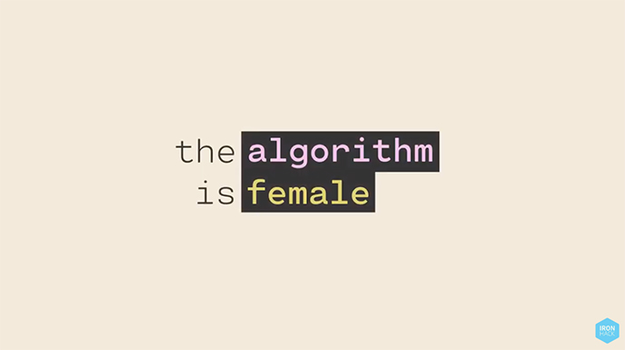 'The algorithm is female': crowdfunding para formar a una joven nepalí