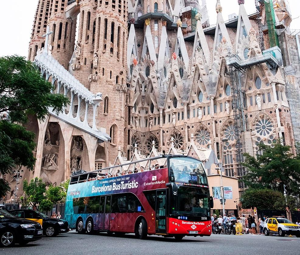 Exterion Media gana la gestión publicitaria de los autobuses urbanos de Barcelona