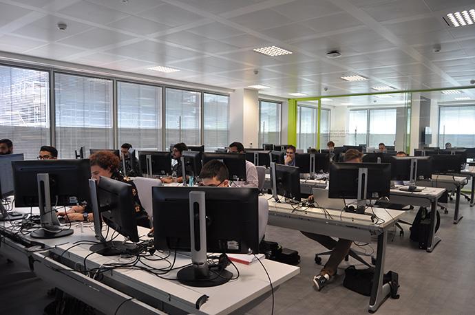 Así es EMEA Cybersphere Center, el centro de ciberseguridad de Deloitte