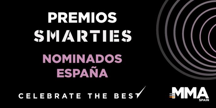 Se ha dado a conocer la lista corta de los Smarties 2019, los premios que reconocen las mejores campañas móviles