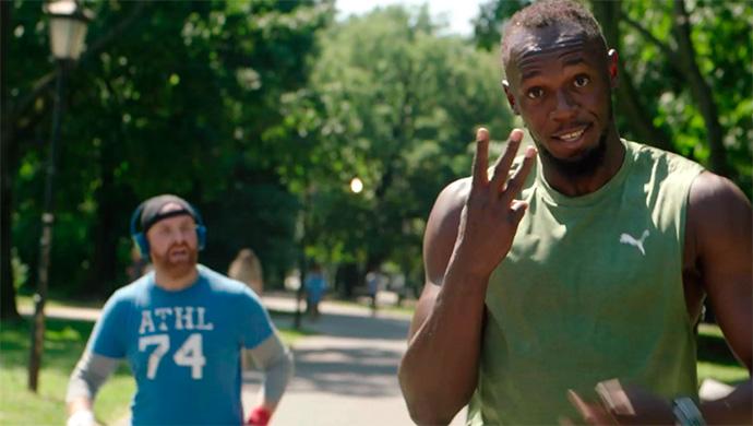 Alpro elige a Usain Bolt como embajador de su marca
