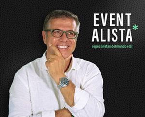Jose Marín, CEO de Eventalia