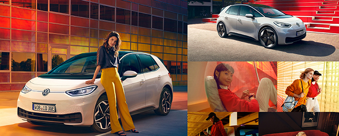 La nueva era de Volkswagen: rebranding para su ofensiva eléctrica