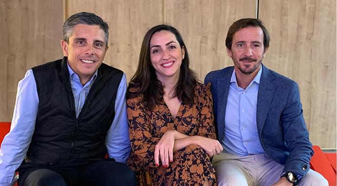 Beatriz Dorado y Alejandro Basanta promocionan en Havas Media Group