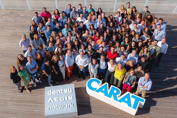 Dentsu Aegis Network lidera el ranking de grupos publicitarios por volumen de inversión publicitaria gestionada