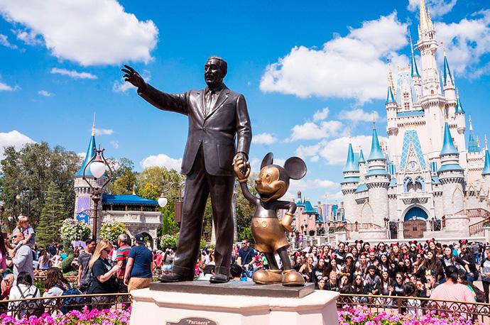 Disney destinará un presupuesto de 2.200 millones de dólares para la publicidad en medios