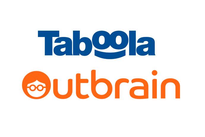 Taboola y Outbrain anuncian un acuerdo de fusión