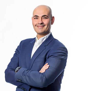 Abelardo Ibáñez, CEO de Zenith Media en España.