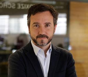 Fernando de la Rosa, fundador de Foxize.