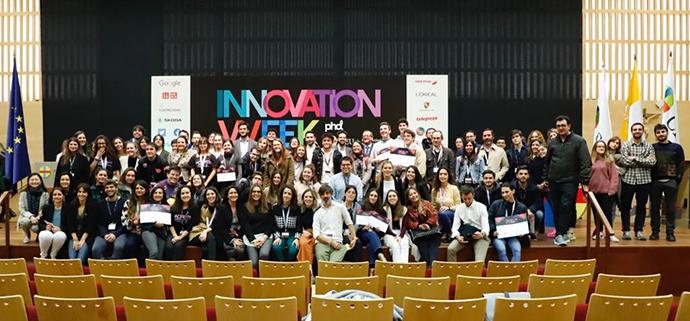 27 marcas líderes retan a estudiantes de negocio en la Innovation Week