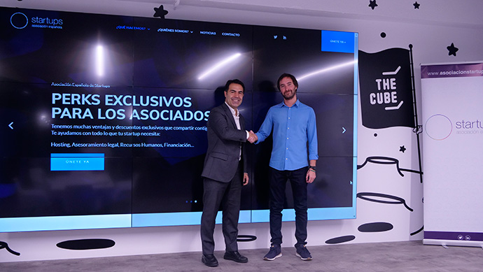 Best Option Media y la Asociación Española de Startups firman un acuerdo de colaboración para impulsar proyectos en publicidad, marketing y comunicación