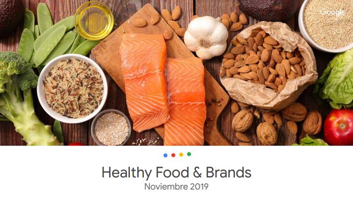 Google ha presentado en Madrid el informe 'Healthy Food & Brands',