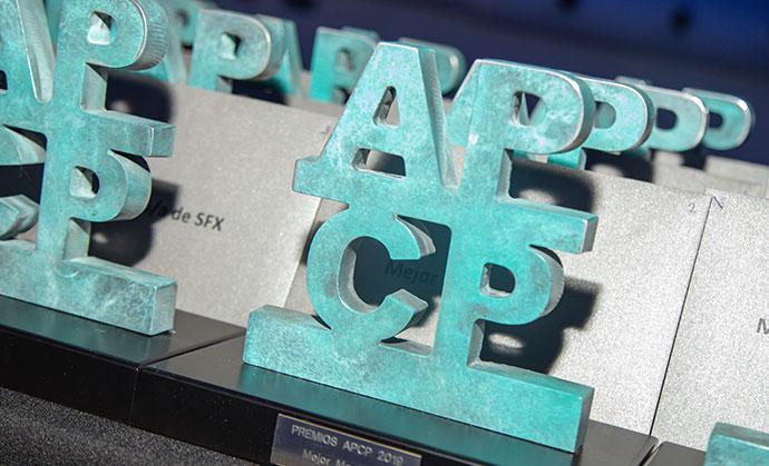 Los 21 ganadores de la II edición de los Premios APCP 2019