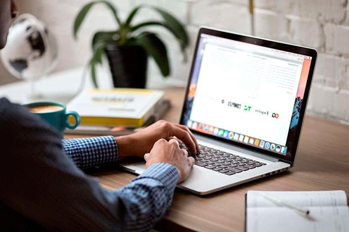 Un 6,5% más de usuarios de internet en octubre