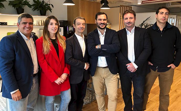 El equipo de Viralize España