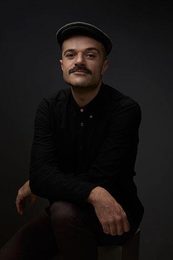 Retrato de Ferrán López, nuevo director creativo ejecutivo de McCann