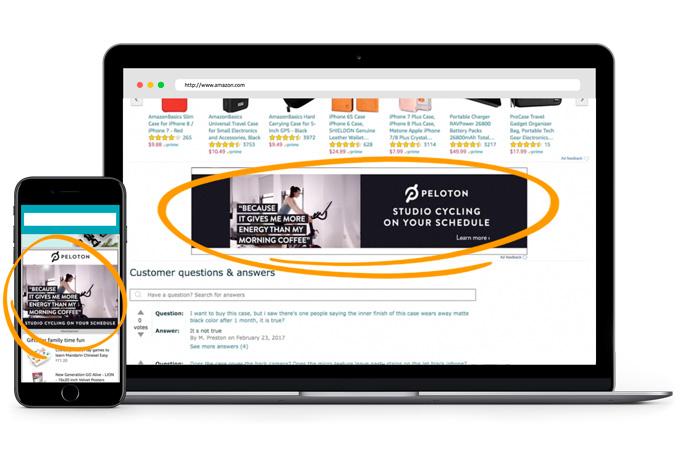 Un 23% de marca planea destinar un mayor presupuesto publicitario a Amazon