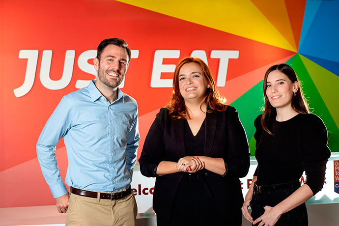 Just Eat España renueva su departamento de marketing