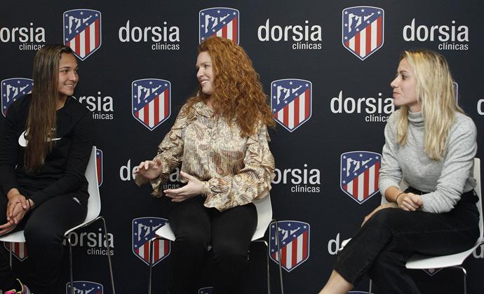 Clínicas Dorsia apuesta por el deporte con el patrocinio del Atlético de Madrid Femenino