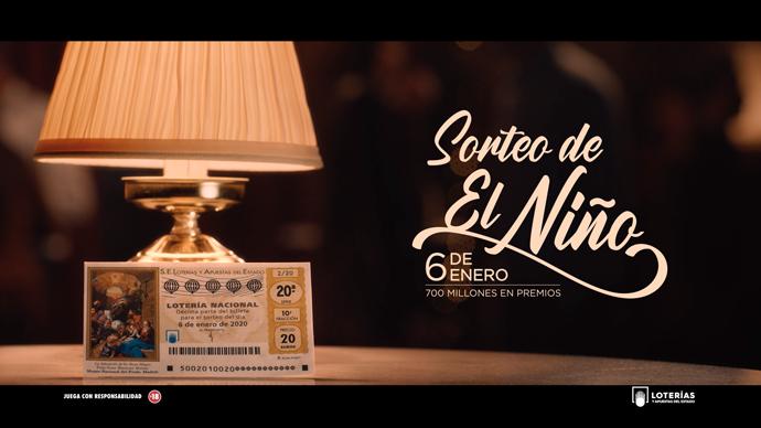 Contrapunto BBDO lanza la nueva campaña del Sorteo de El Niño