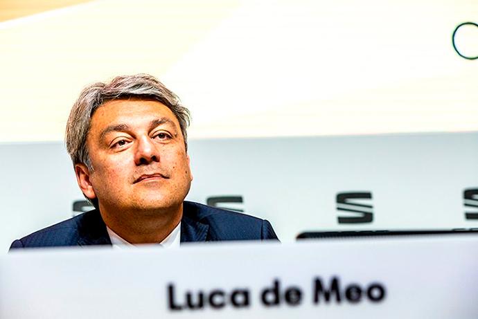 Luca de Meo asumió la presidencia del Comité Ejecutivo de SEAT en noviembre de 2015.