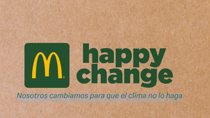 McDonald's dice adiós de manera definitiva a las pajitas de plástico