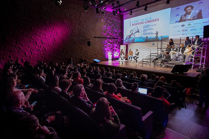 El III Estudio Marcas con Valores se ha presentado en el auditorio del Caixaforum de Madrid.