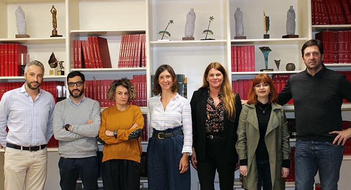 Los integrantes del jurado de la primera edición de los TOP 5 Excellence-Estrategias de Marketing se reunieron en la sede de IPMARK el pasado 15 de enero.