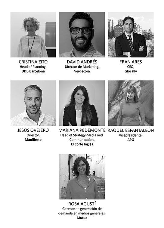 ¿Conoces ya al jurado de los TOP 5 Excellence-Estrategias de Marketing?