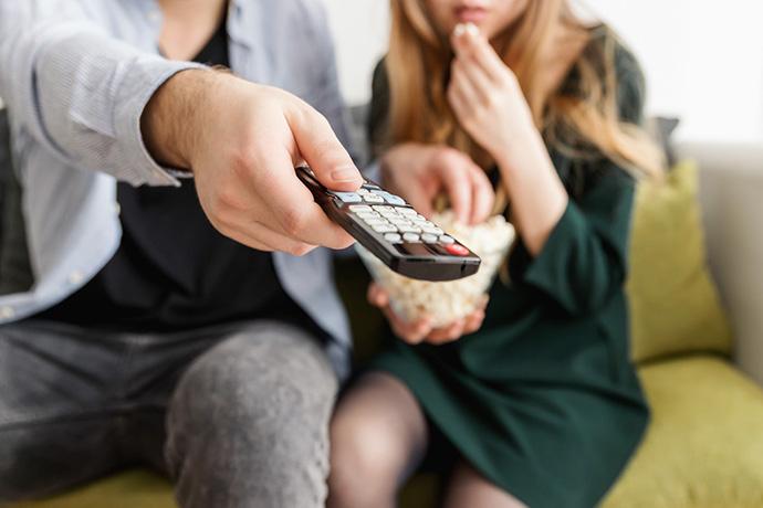 En diciembre de 2019, la cobertura de televisión se situó en el 96,4%, frente al 82,7% de internet