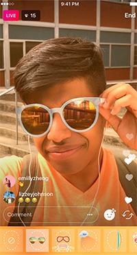 Los selfies editados con filtros y stickers reciben menos me gustas en Instagram