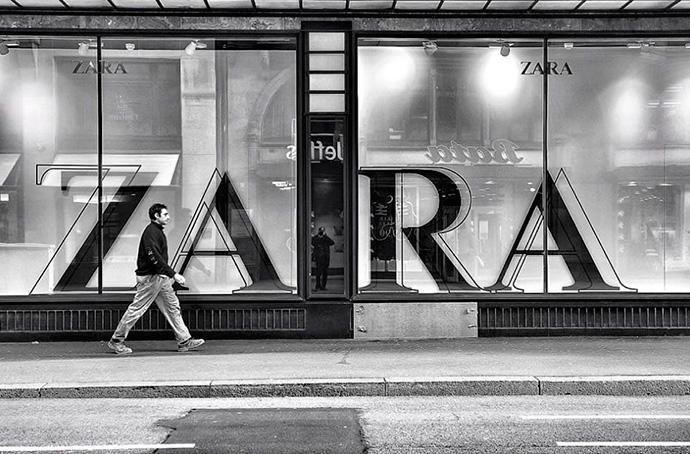 Zara se posiciona un año más primera entre las marcas españolas más valiosas, según el informe Interbrand
