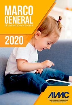 La AIMC ha lanzado una nueva edición del Marco General de Medios en España