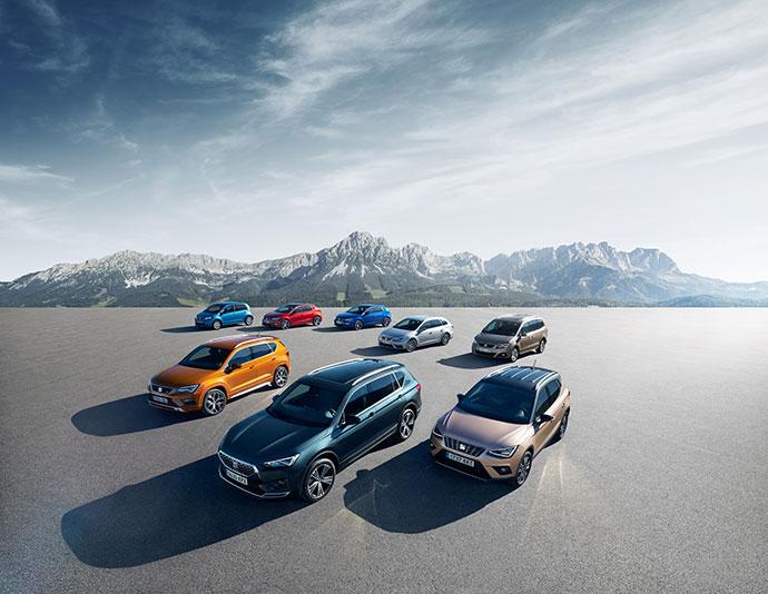 Seat lidera un año más el mercado de automóviles en España