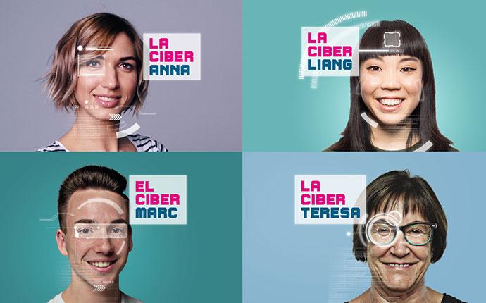 """""""Hazte ciber"""" la campaña de Gete Comunicación que anima a todos a formarse en tecnología"""