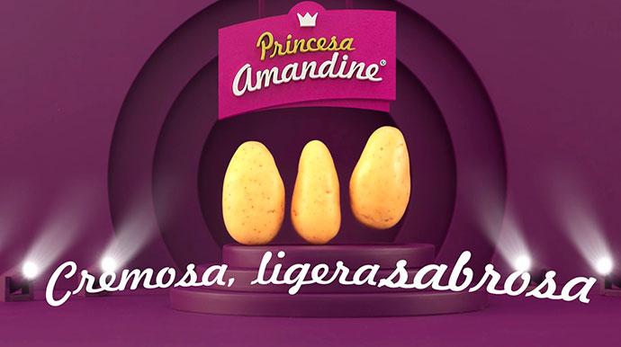 La patata Princesa Amandine llega a España de la mano de Somo Sapiens