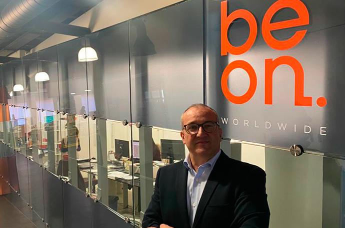 Fernando Pita da Veiga, nuevo 'client services director' de beon. Worldwide