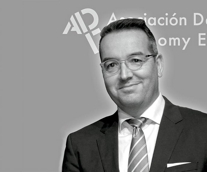 Emilio del Prado, presidente de la Asociación Data Economy España.