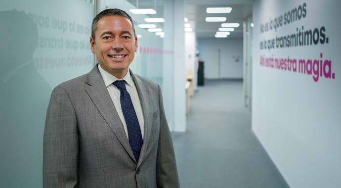 Ricardo Palacios, nuevo director de ventas de mobiliario urbano de Exterior Plus
