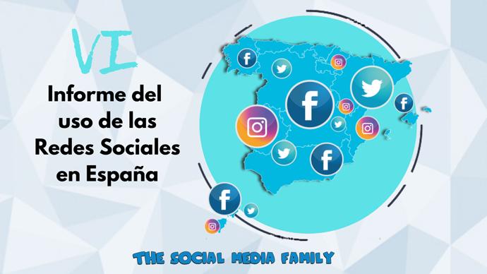 The Social Media Family presenta el informe sobre el uso de RRSS en España