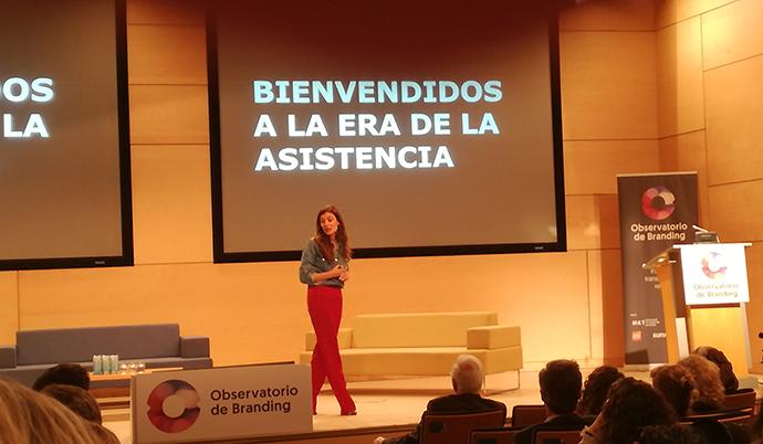 La directora de marketing y comunicación de Fnac, Beatriz Navarro