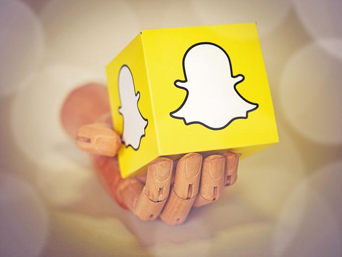 Snapchat registra 218 millones de usuarios activos, su máximo histórico