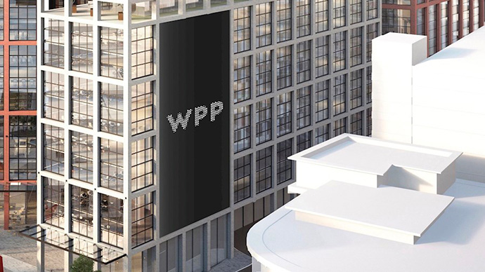 WPP eleva sus ingresos un 1,4%, aunque su beneficio neto se desploma un 29%