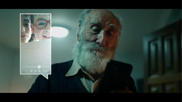 Vodafone te pide hoy más que nunca proteger a nuestros mayores