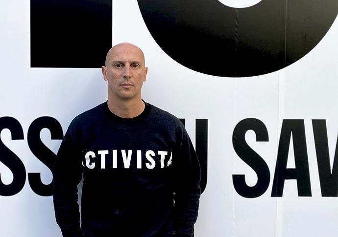"""Paco Conde (Activista): """"Muchas marcas piensan que elegir propósito es como elegir un famoso"""""""