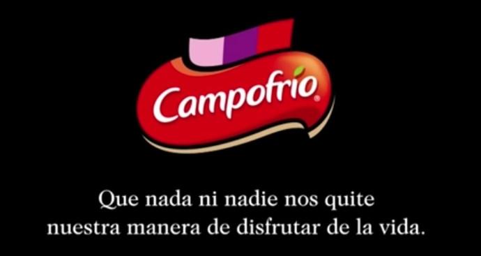 Campofrío presenta la campaña 'Mensaje al enemigo' para recordarnos que tenemos mucho que hacer durante el confinamiento.