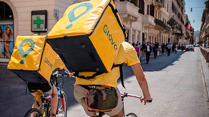 Dia y Glovo se alían en más de 100 de ciudades para entregas a domicilio